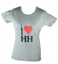 I Love HH - Girls T-Shirt