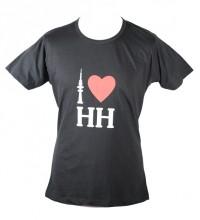 I Love HH - Mens Shirt