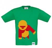 BVE Kids-Shirt GRÜN