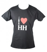 I Love HH - Mens Shirt