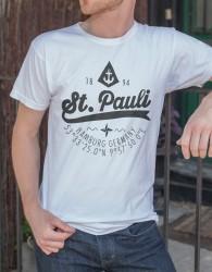 T-Shirt (male) - St. Pauli Anker